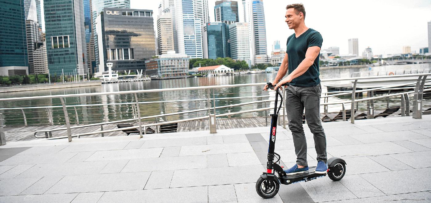 e-scooter Zero 8