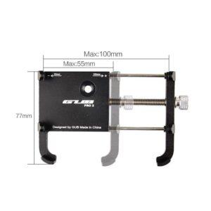 Phone holder GUB plus easy adjustable
